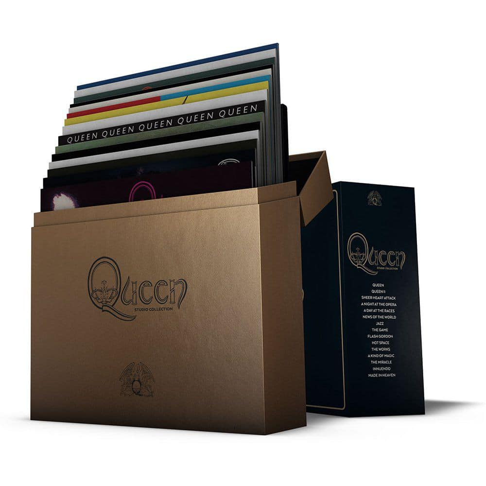 The Queen Studio Collection Pt 1 The Audiophile Man