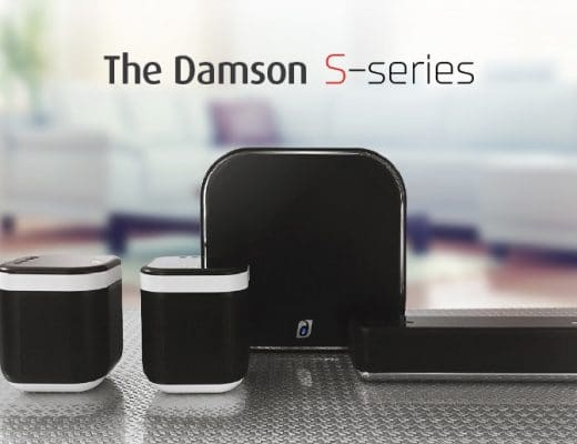 Damson Audio (PRNewsFoto/Damson Audio)