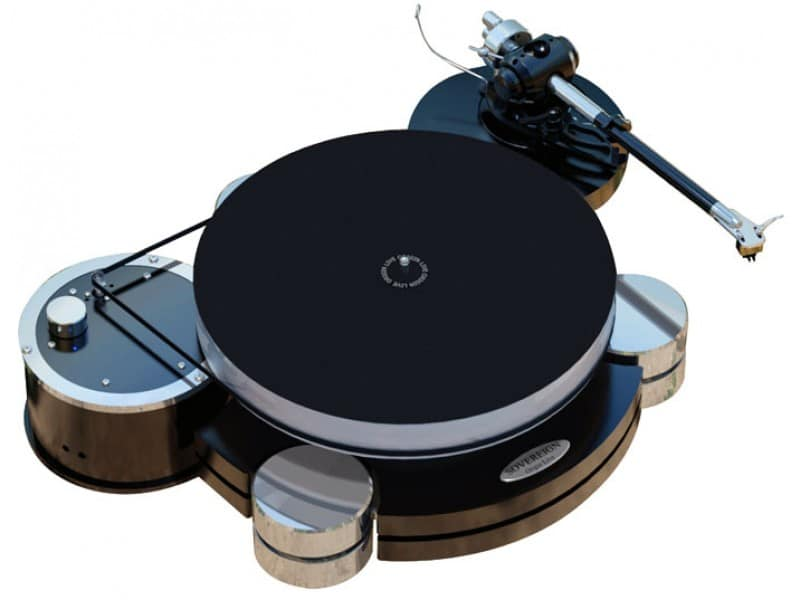 turntable-sovereign-tonearm-illustrious-side
