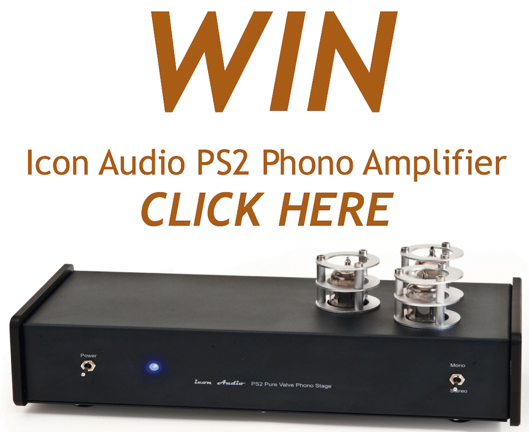 win an icon audio valve-based ps2 phono amplifier