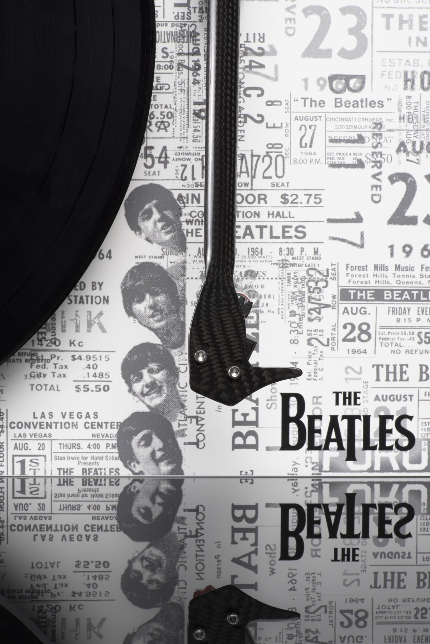 Pro Ject Amp The Beatles 1964 Recordplayer Limited Edition