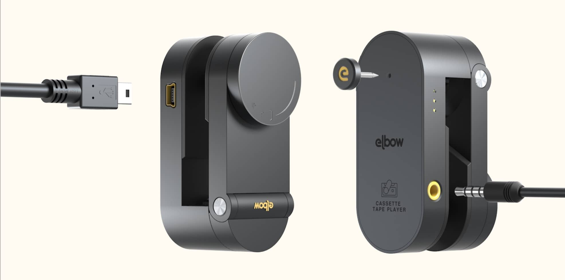 Introducing Elbow The New Walkman Cassette Player