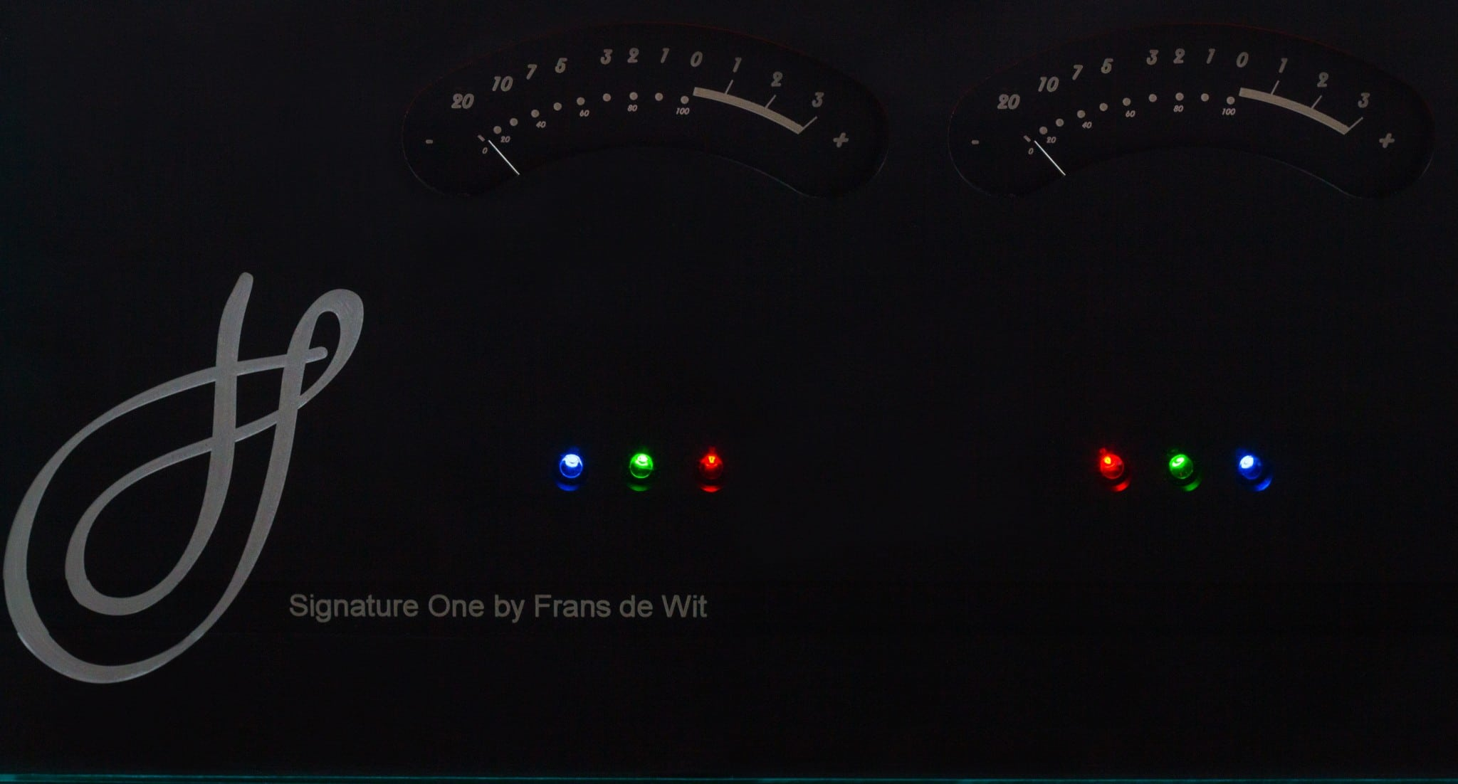 Signature-One-Frontplatte