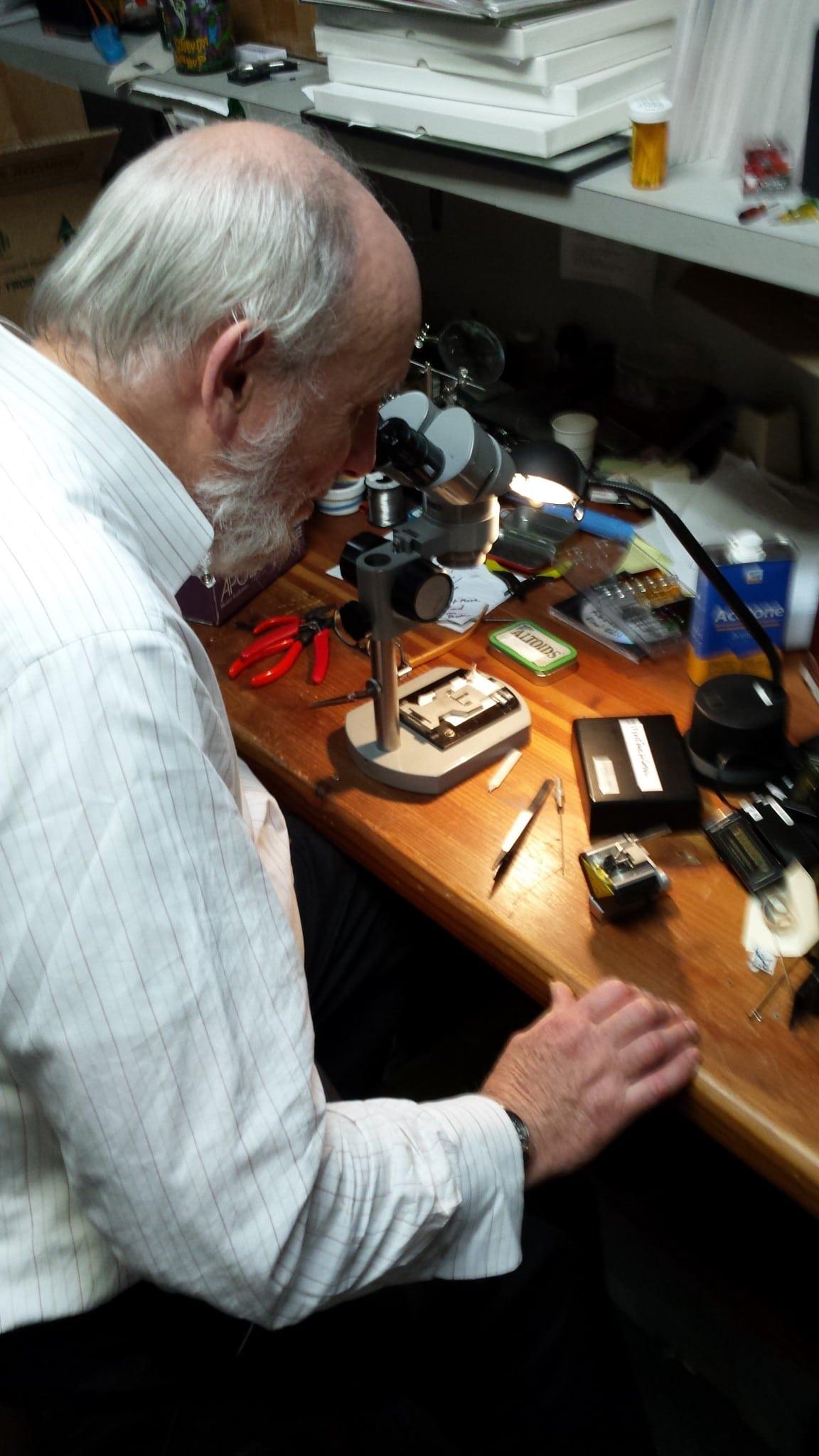 TimMicroscope
