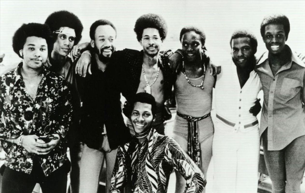 Earth, Wind & Fire: when the picture came together - The ...