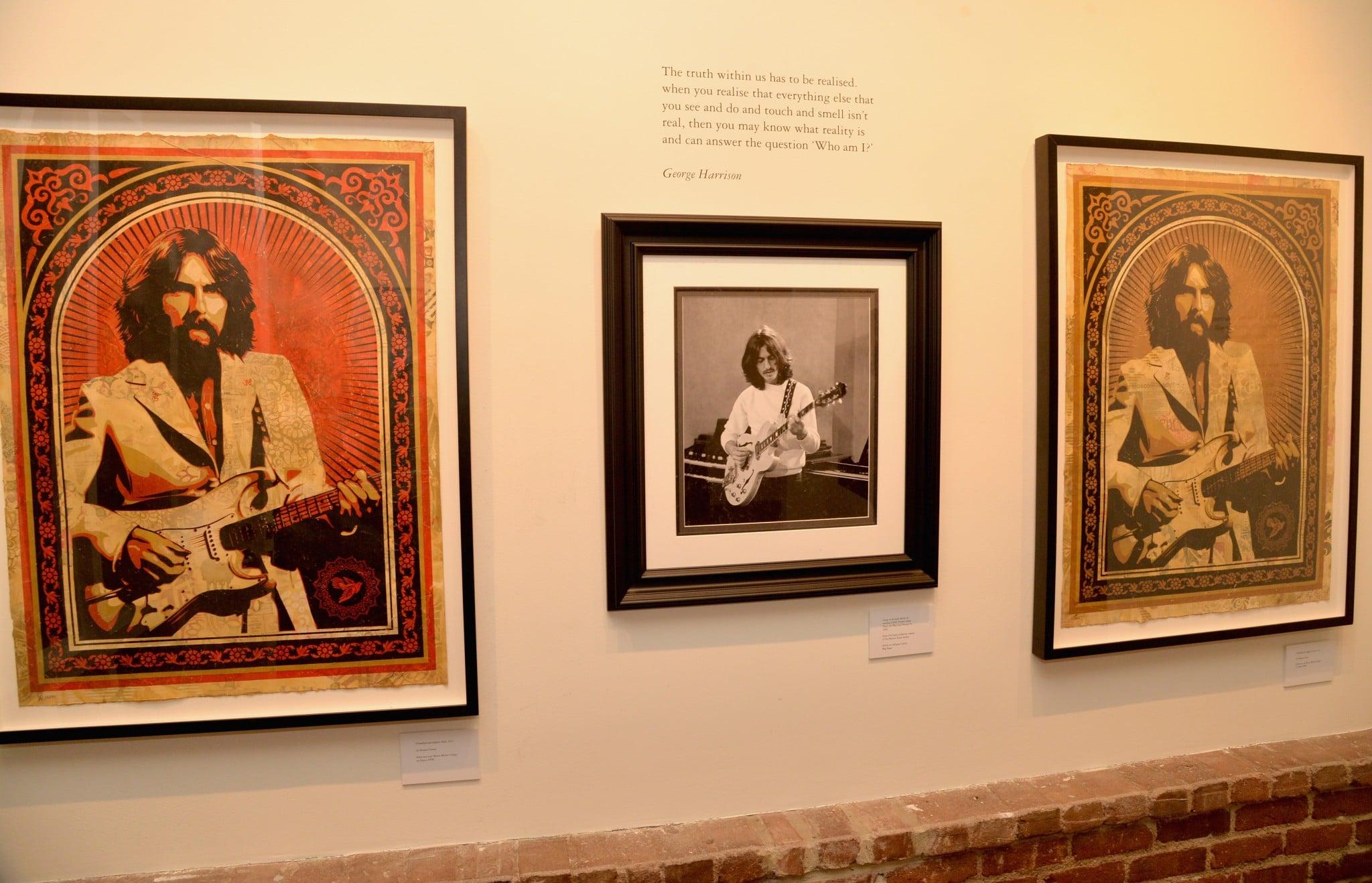 George Harrison Exhibition 2