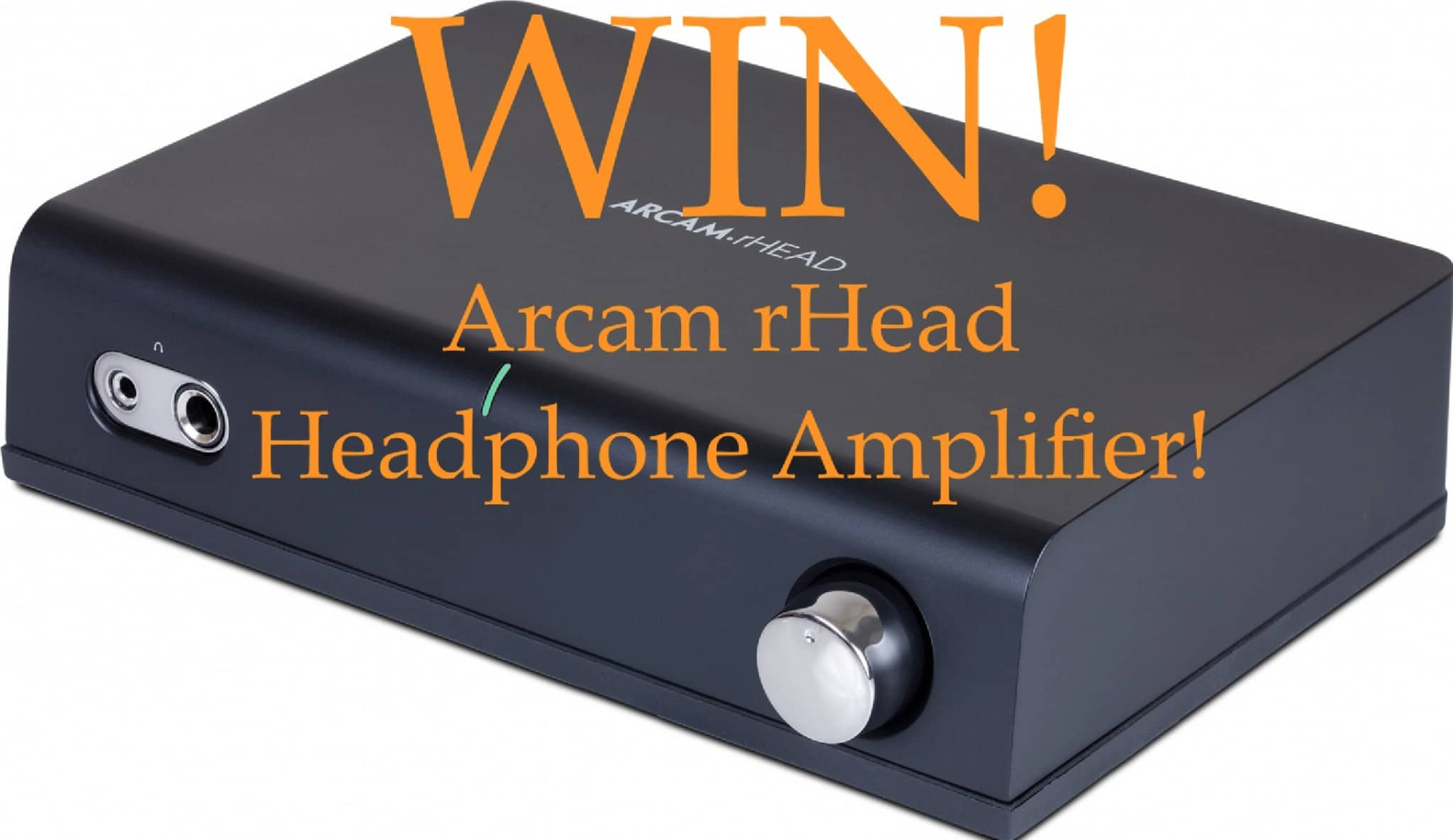 win an arc rhead headphones amplifier