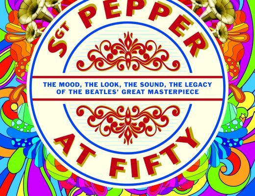 Sgt Pepper cover art