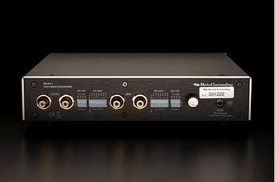 Musical Surroundings Nova Ii Phono Amplifier Hear The