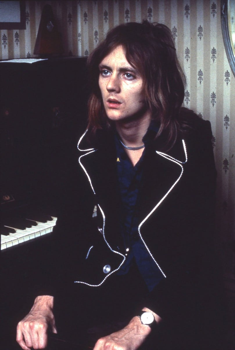 005845 - Roger Taylor of Queen in 1973