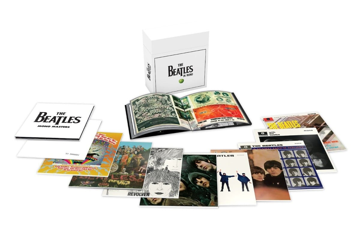 The Beatles Which Mono Vinyl Version The Audiophile Man