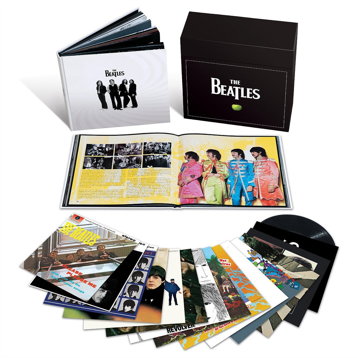 STEREO BEATLES – WHICH VINYL? - The Audiophile Man