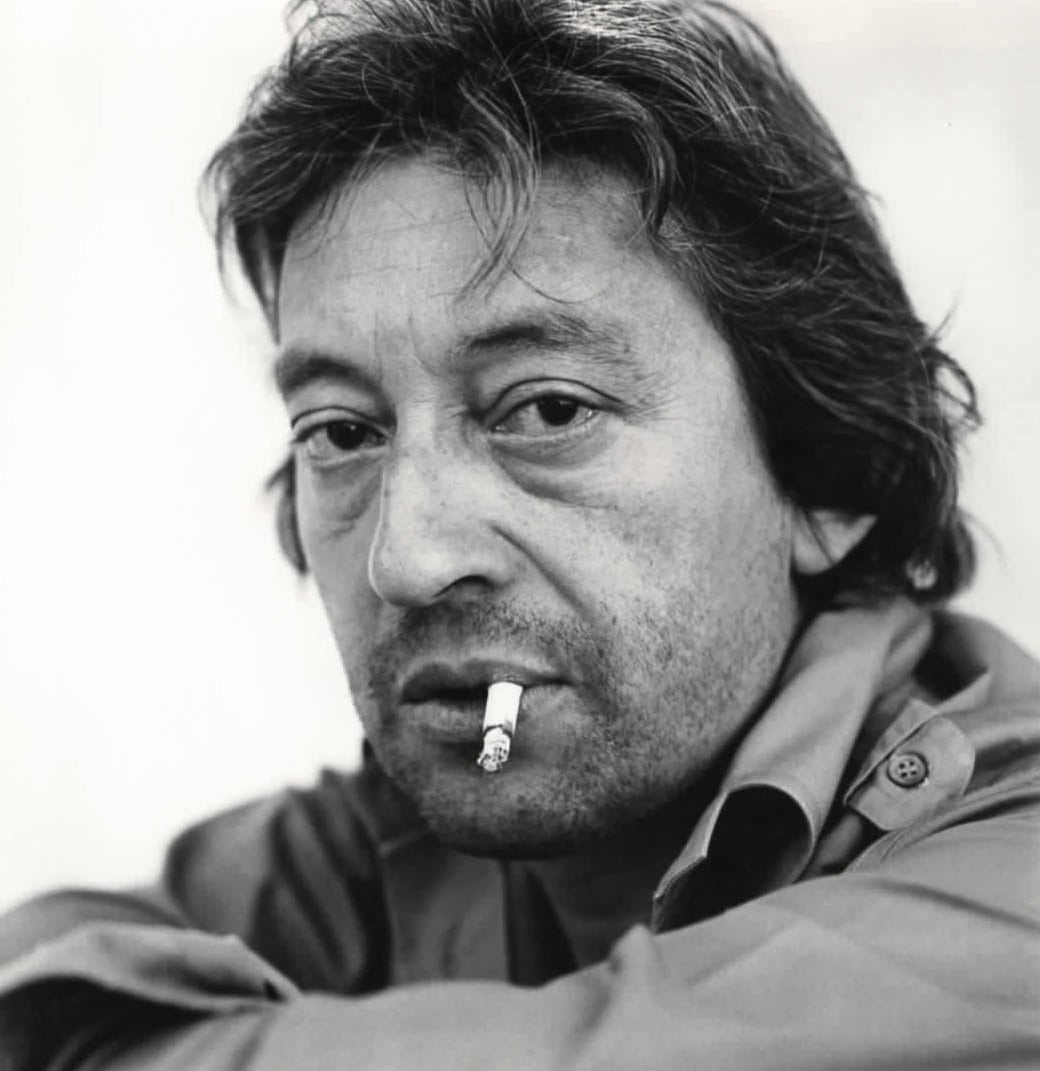 Serge Gainsbourg He S Not The Messiah He S A Very Interiors Inside Ideas Interiors design about Everything [magnanprojects.com]