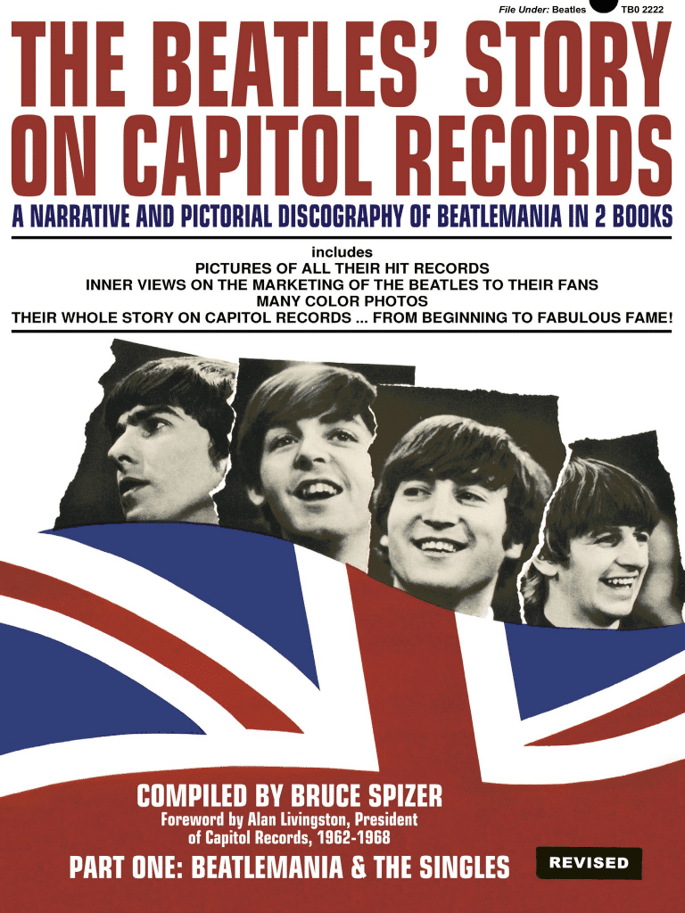The Beatles Story On Capitol Records Part One Digital
