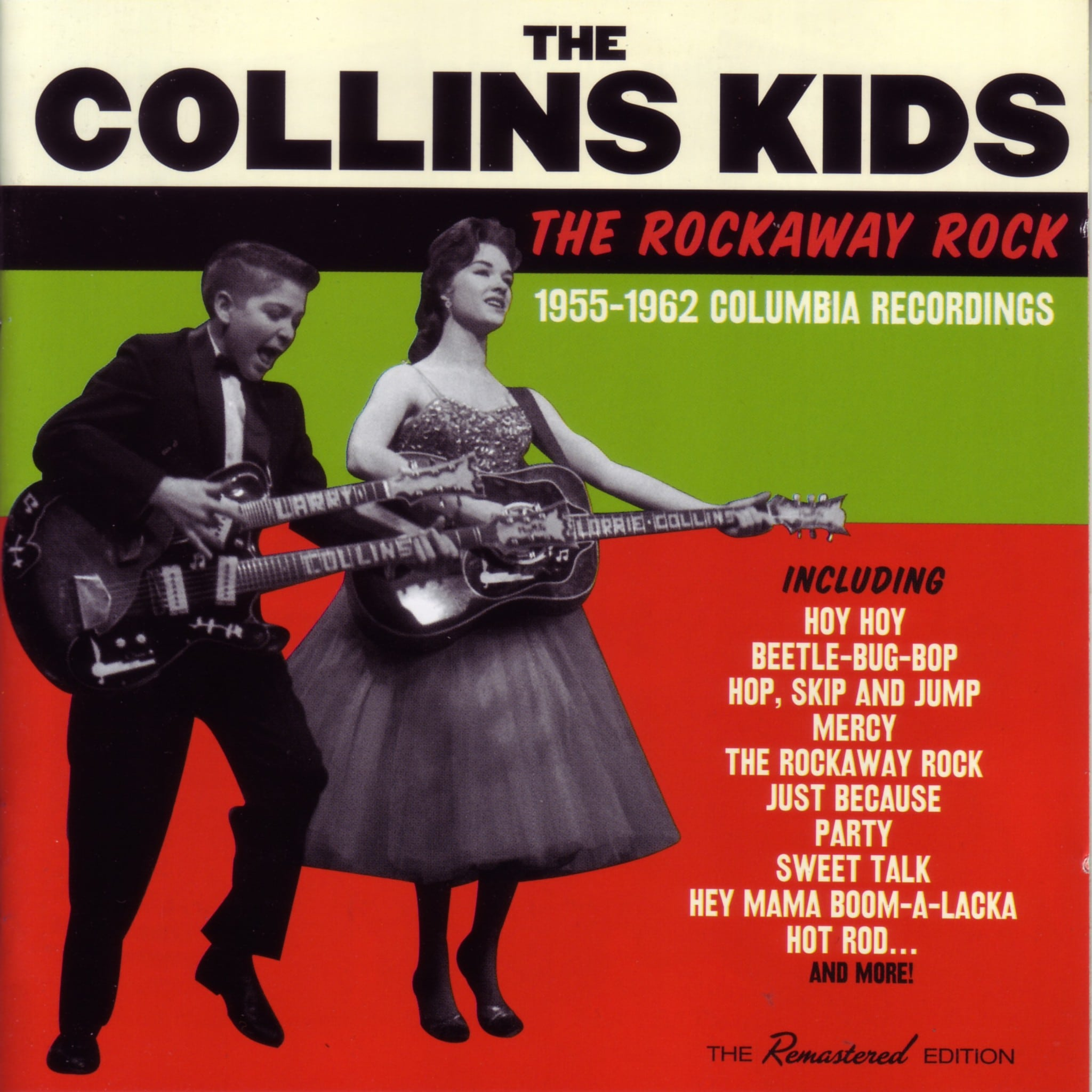 The Collins Kids At The Birth Of Rockabilly The