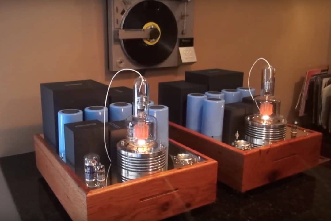 Monolith Magnetics RS-1026 Valve Amplifier TB3/750 - The Audiophile Man