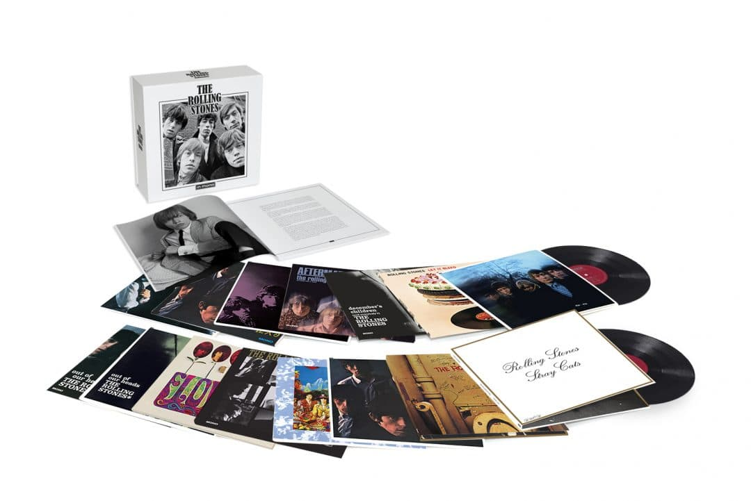 THE ROLLING STONES IN MONO: The Ultimate Review - The Audiophile Man