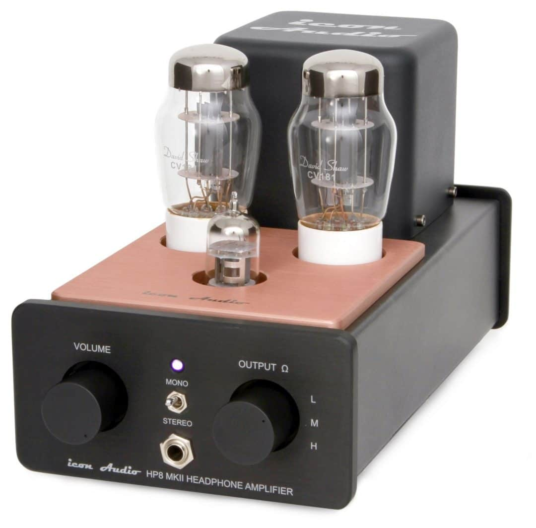 Icon Audio HP8 Headphone Amplifier: The Signature Edition - The ...