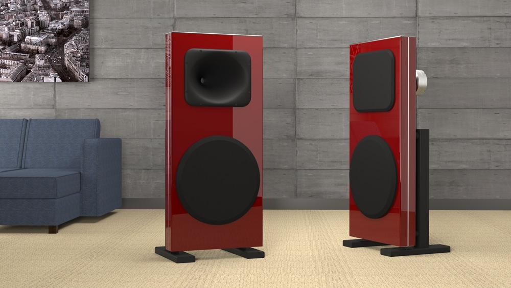 Spatial Audio X1 Uniwave Dipole Loudspeakers - The Audiophile Man