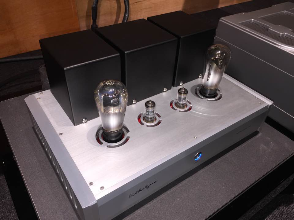 Hybrid Valve Amp