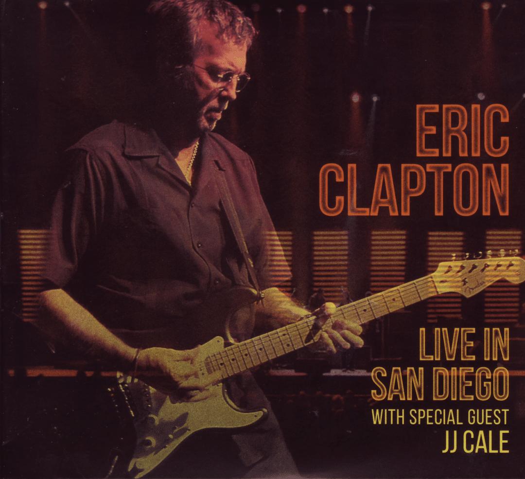 Cocaine Live Eric Clapton: Eric Clapton: In The Company Of J.J. Cale, Derek Trucks