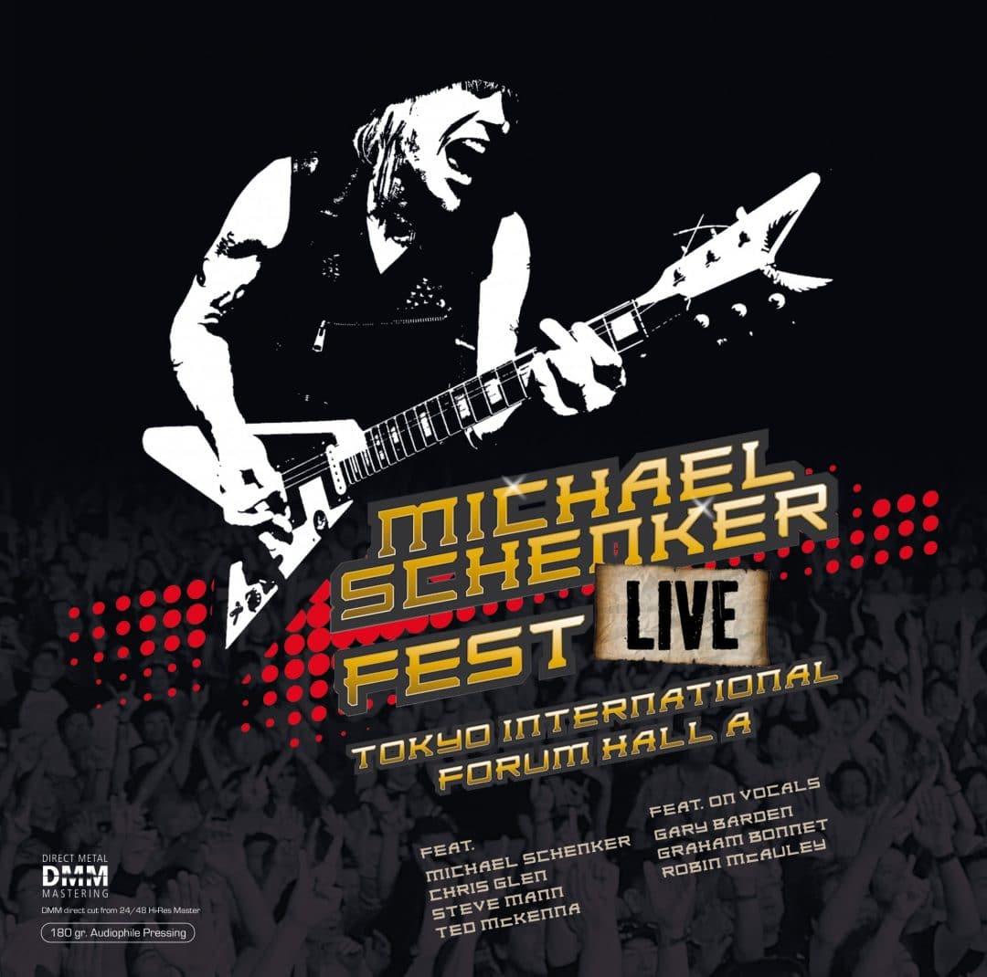 MICHAEL SCHENKER FEST LIVE IN TOKYO - The Audiophile Man