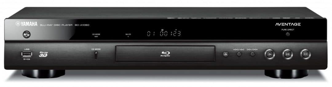 yamaha bd a1060 blu ray players are not all about vision. Black Bedroom Furniture Sets. Home Design Ideas
