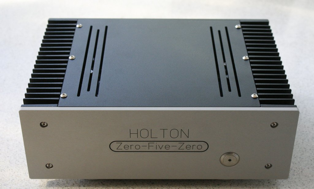 Holton Zero Five Bookshelf Stereo Power Amplifier