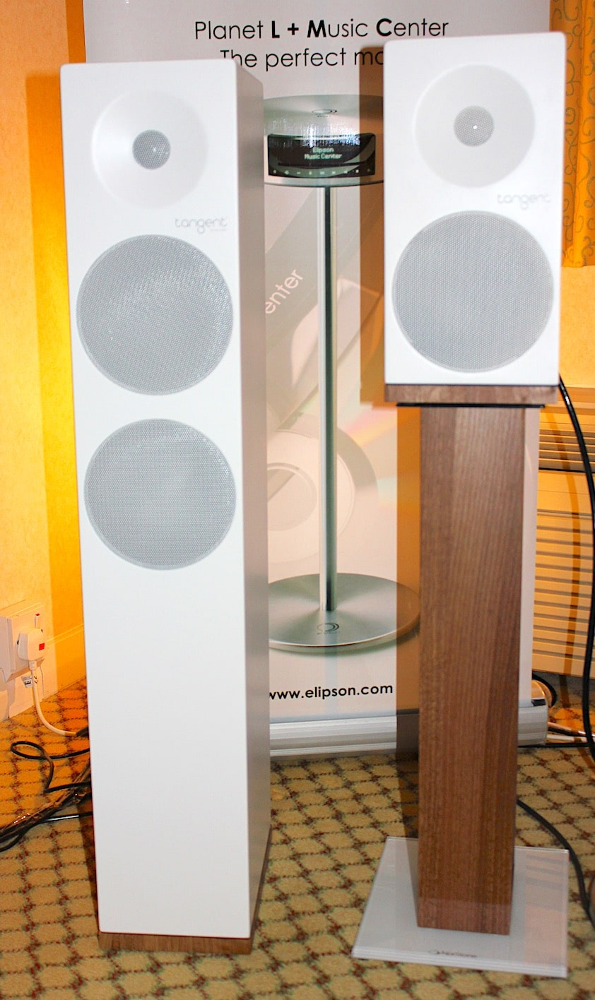 SOUND & VISION 2017 SHOW REPORT: TANGENT - The Audiophile Man