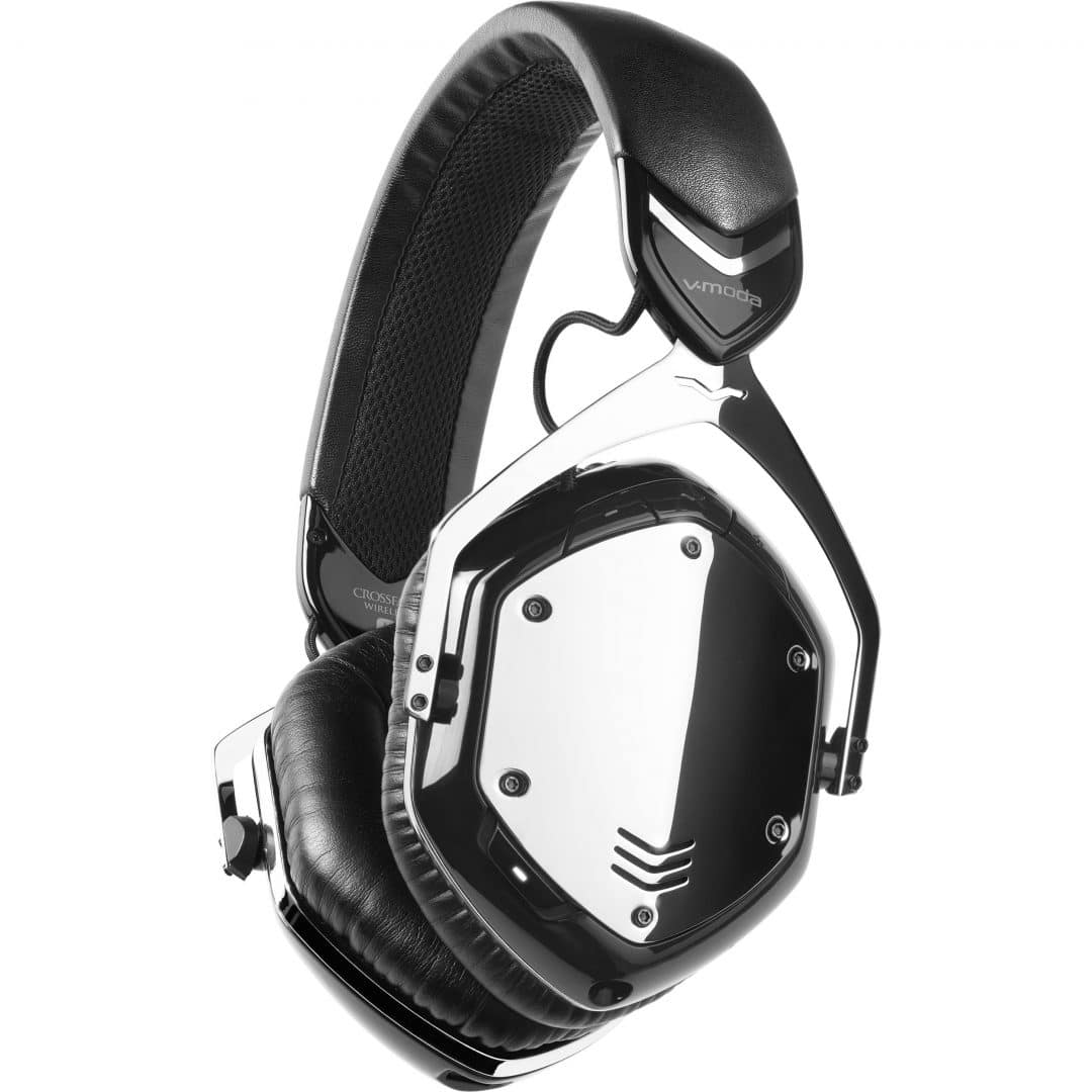 V-Moda Crossfade II headphones: wireless or wired - The Audiophile Man