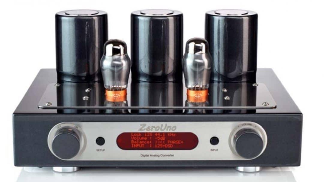 CanEVER Audio announces ZeroUno PLUS pre-amp/DAC - The Audiophile Man