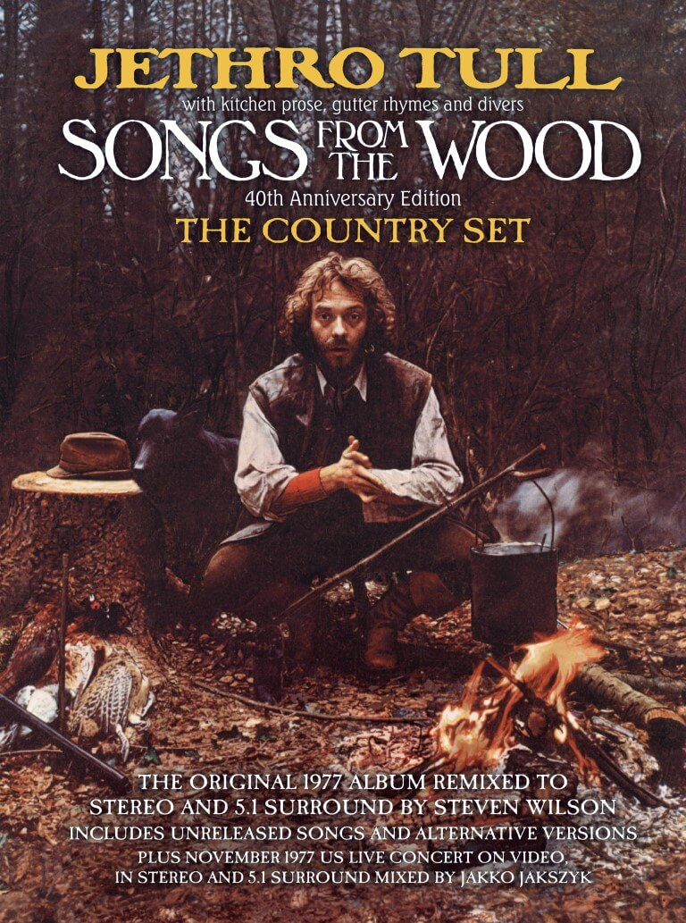 Jethro Tull: The Country Set, a 40th Anniversary Edition for Songs ...