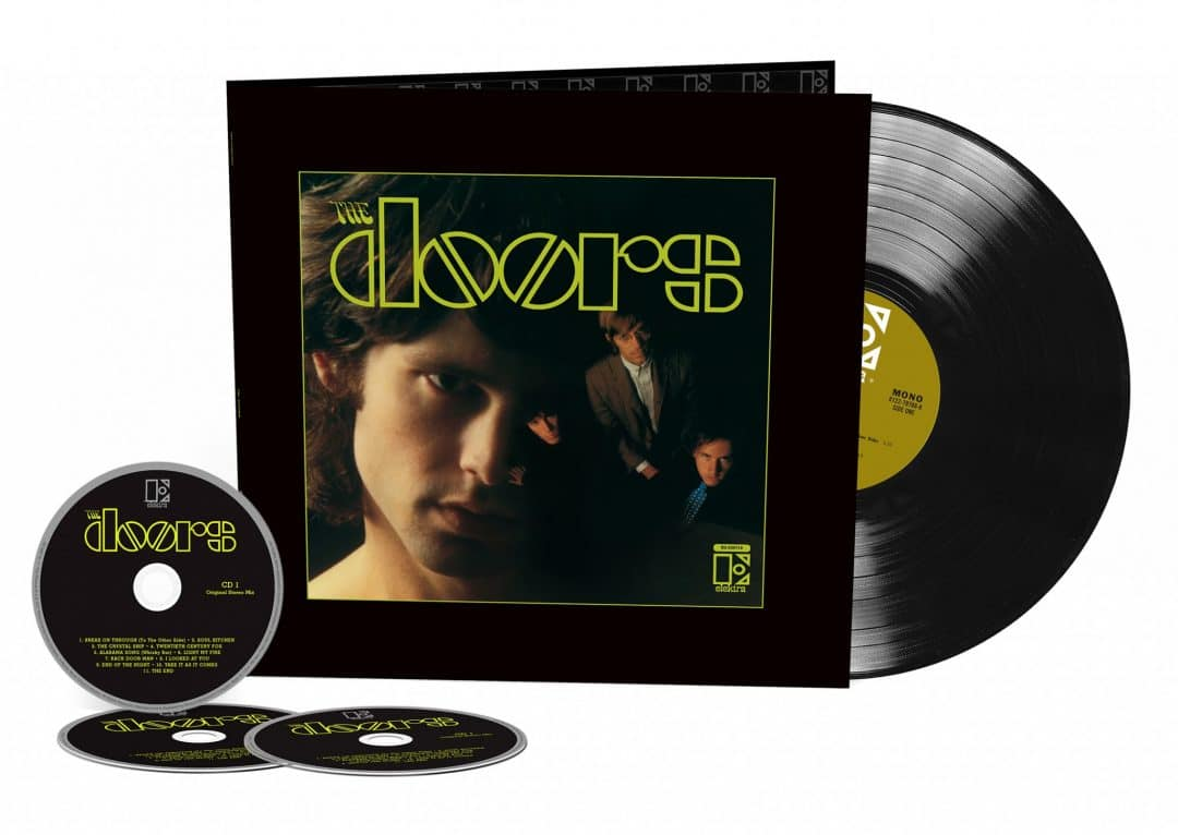 Featuring a specially-created LP/CD set of their debut album Paul Rigby examines the anniversary Doors reissue and talks to the original recording engineer ...  sc 1 st  The Audiophile Man & The Doors \u0026 Bruce Botnick: It Hinged On This - The Audiophile Man