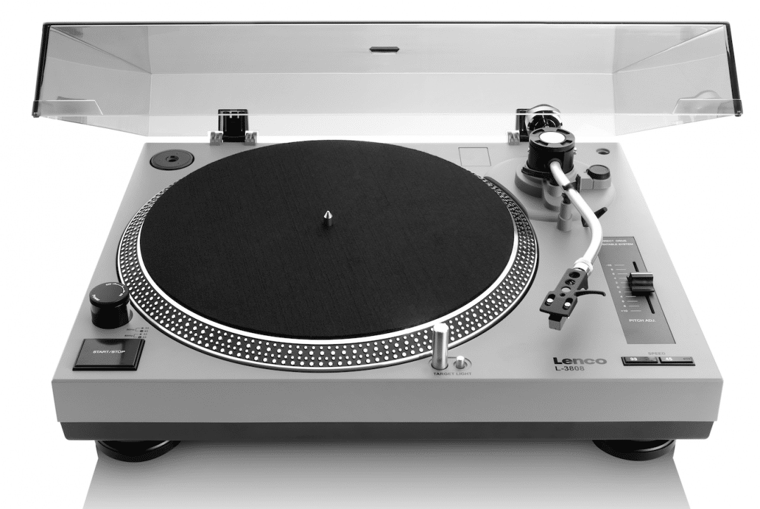 Lenco L 3808 Turntable Direct Drive On A Budget The