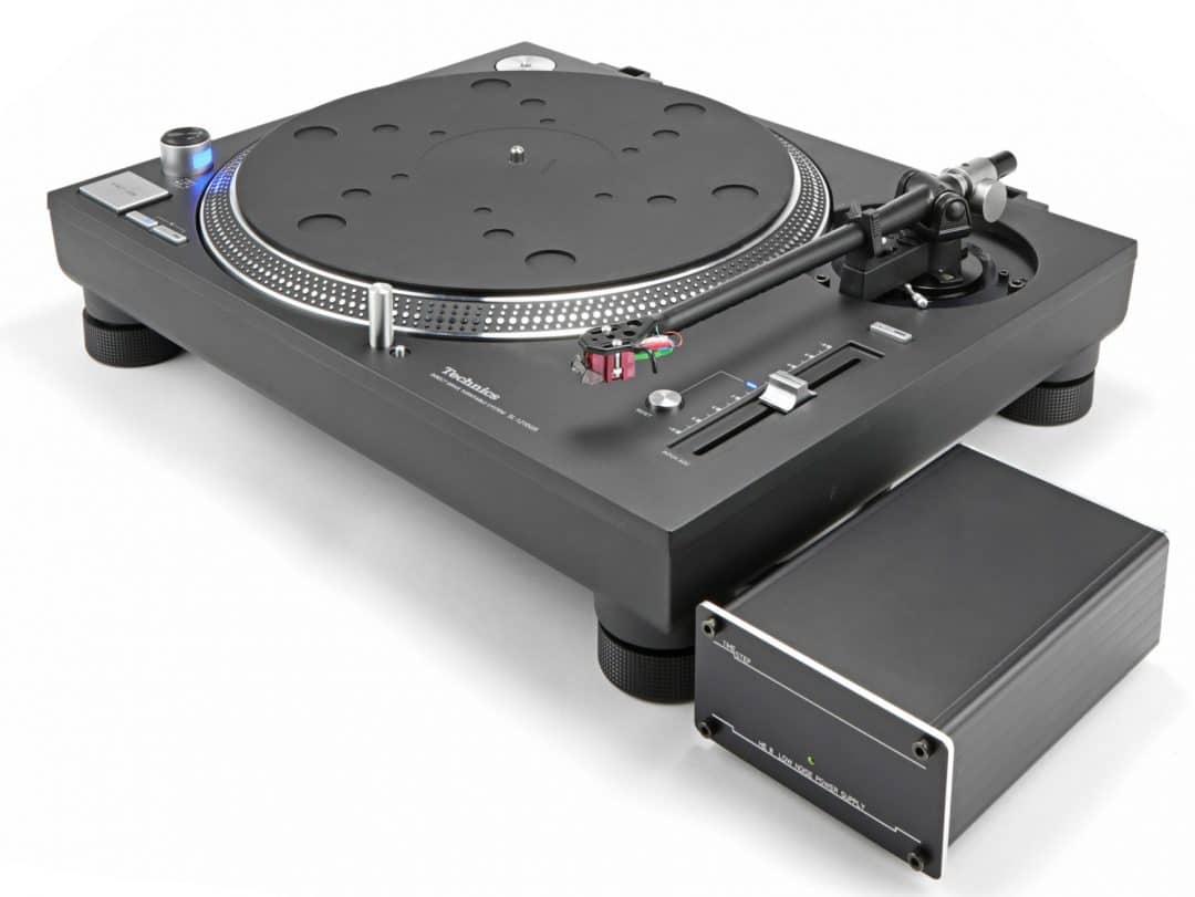 Timestep EVO GR turntable: an enhanced Technics SL-1210 GR ...
