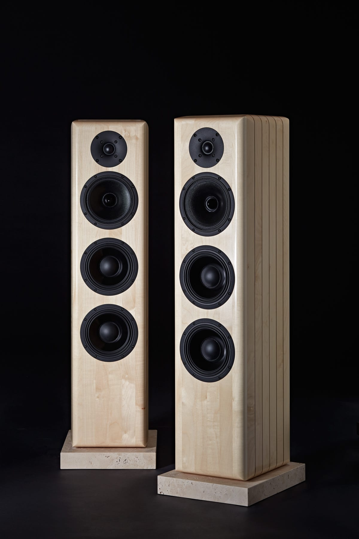 Xavian Calliope Speakers Floorstander Designs On A Firm