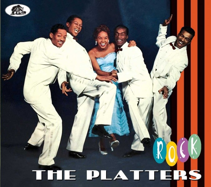 The Platters What Do You Mean Quot They Rocked Quot The
