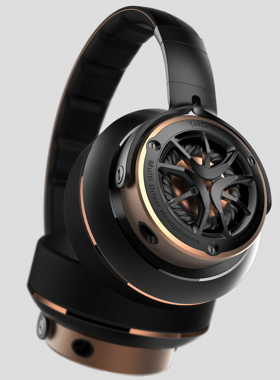1MORE has introduced its H1707 Triple Driver Over-Ear Headphones to the UK