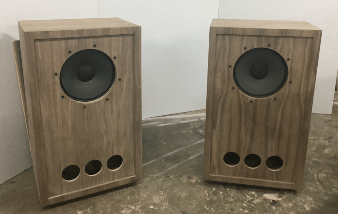 Lockwood Speakers: Vintage British Hi Fi Name Is Re Launching