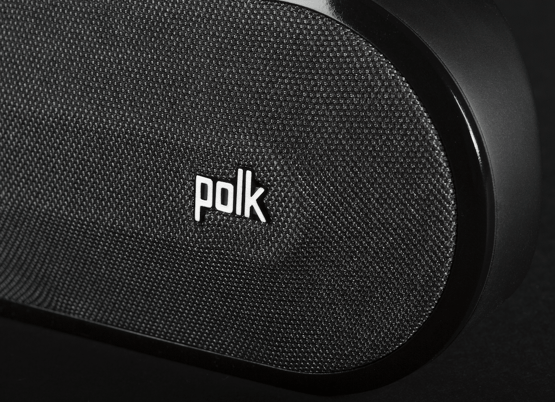 polk audio signa solo sound bar the audiophile man. Black Bedroom Furniture Sets. Home Design Ideas