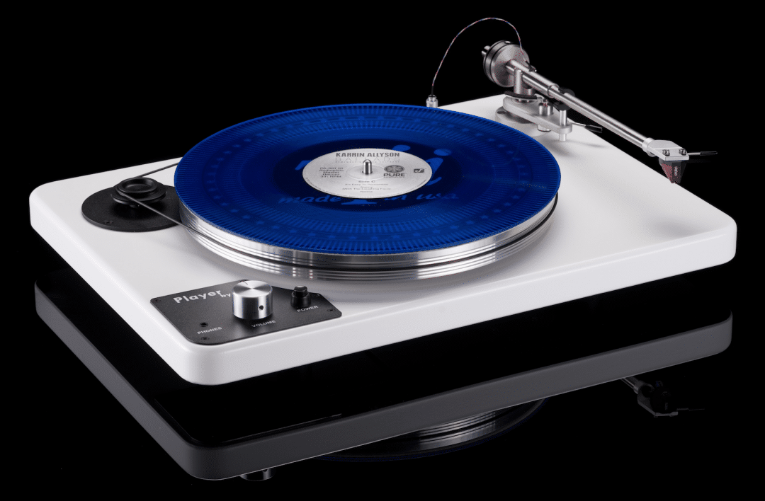 VPI PLAYER TURNTABLE: THE COMPLETE PACKAGE? - The Audiophile Man