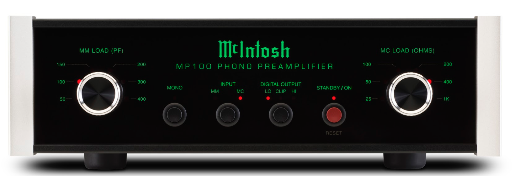 Mcintosh Mp100 Phono Amplifier Getting The Right Balance Preamplifier Input From Moving Coil Head One Of Features That I Missed Because Instructions Where Buried In Manual Would Have Liked To Seen A Separate And Clear Sub On This