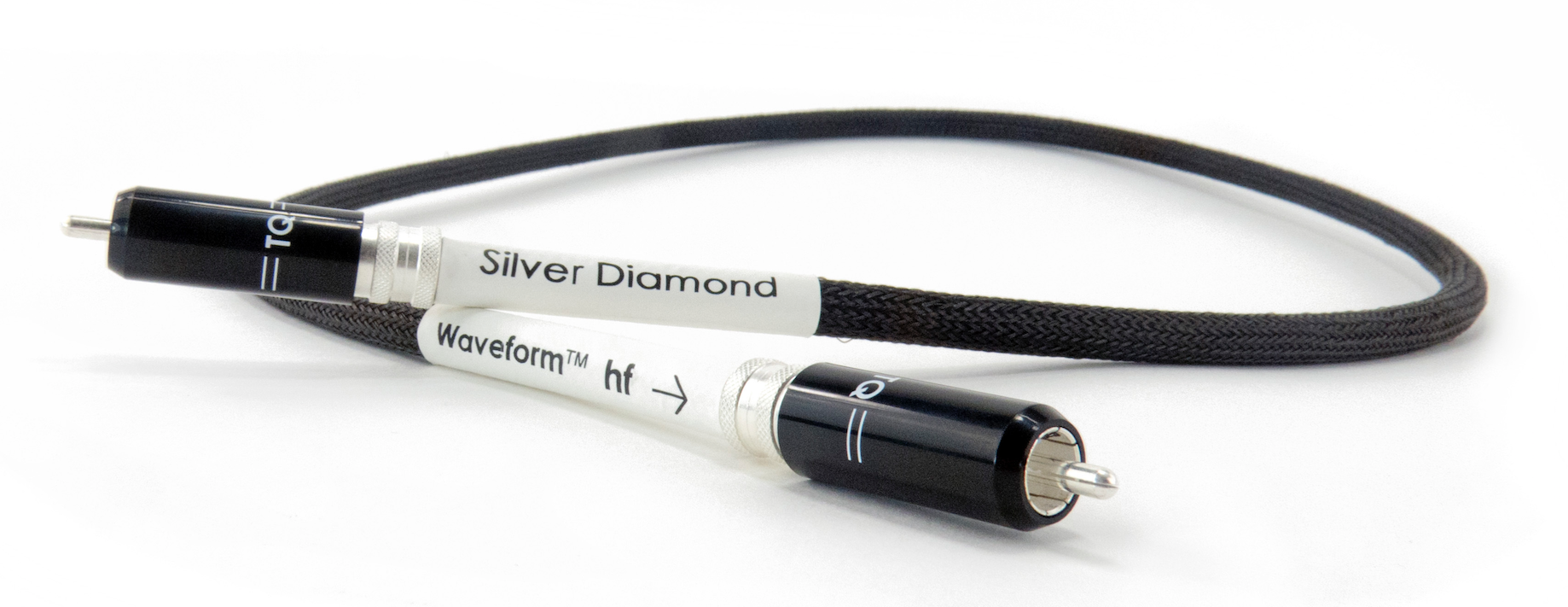 Tellurium Q's Silver Diamond Waveform hf Digital RCA