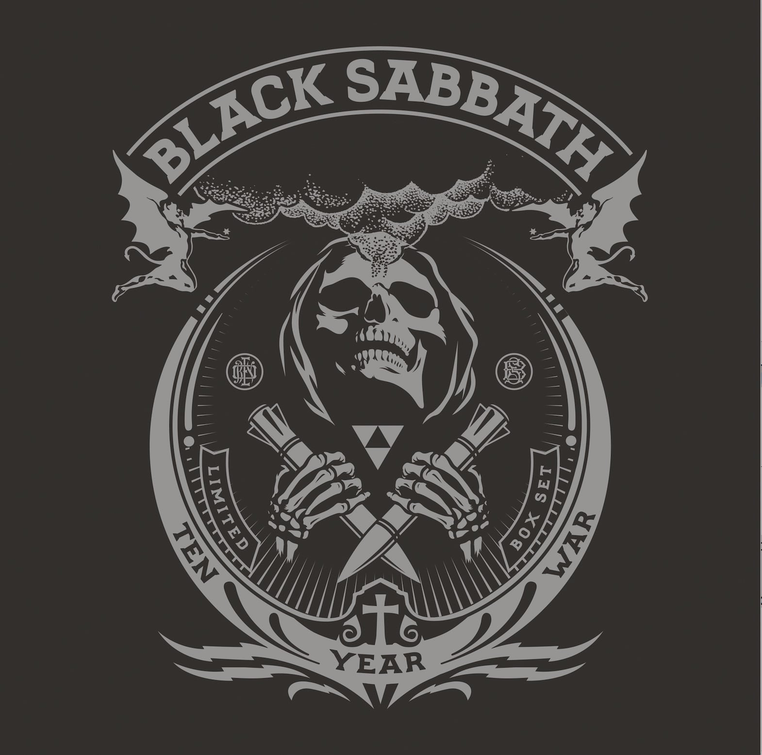 Black Sabbath S Ten Year War The Ultimate Guide The