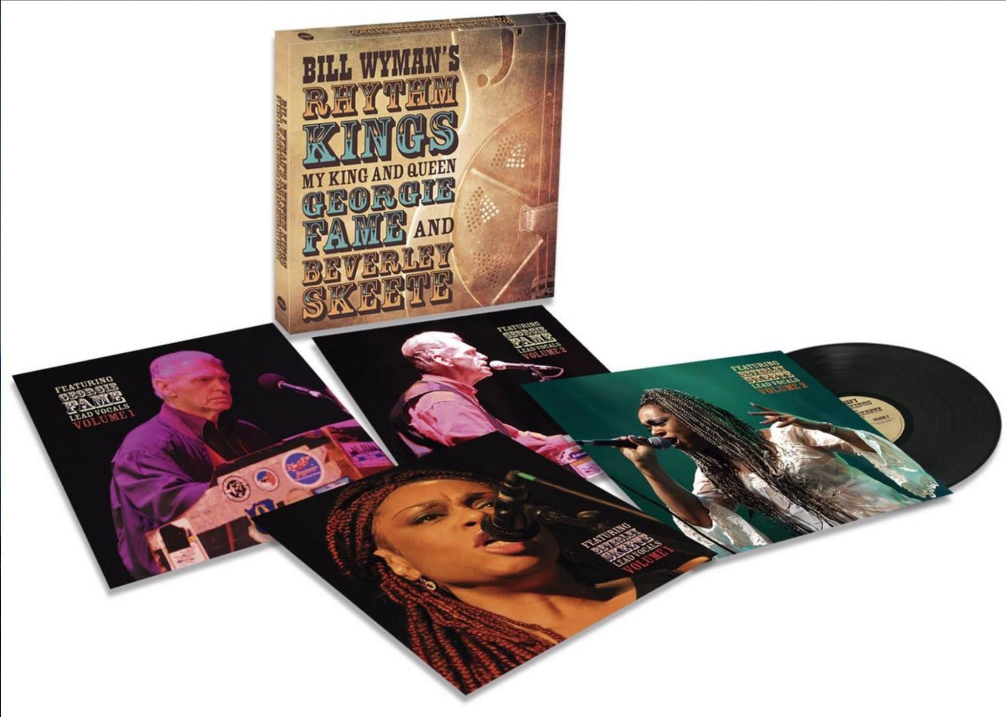 Demon Vinyl: New Wax from the venerable company