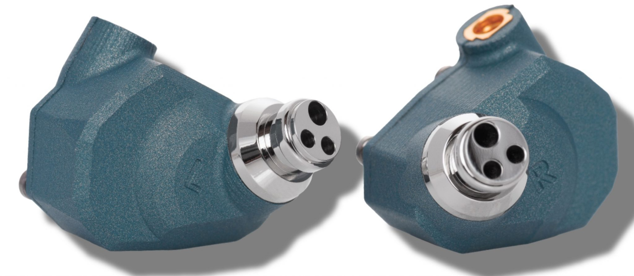 Campfire Audio: Andromeda CK earphones in Pacific Blue