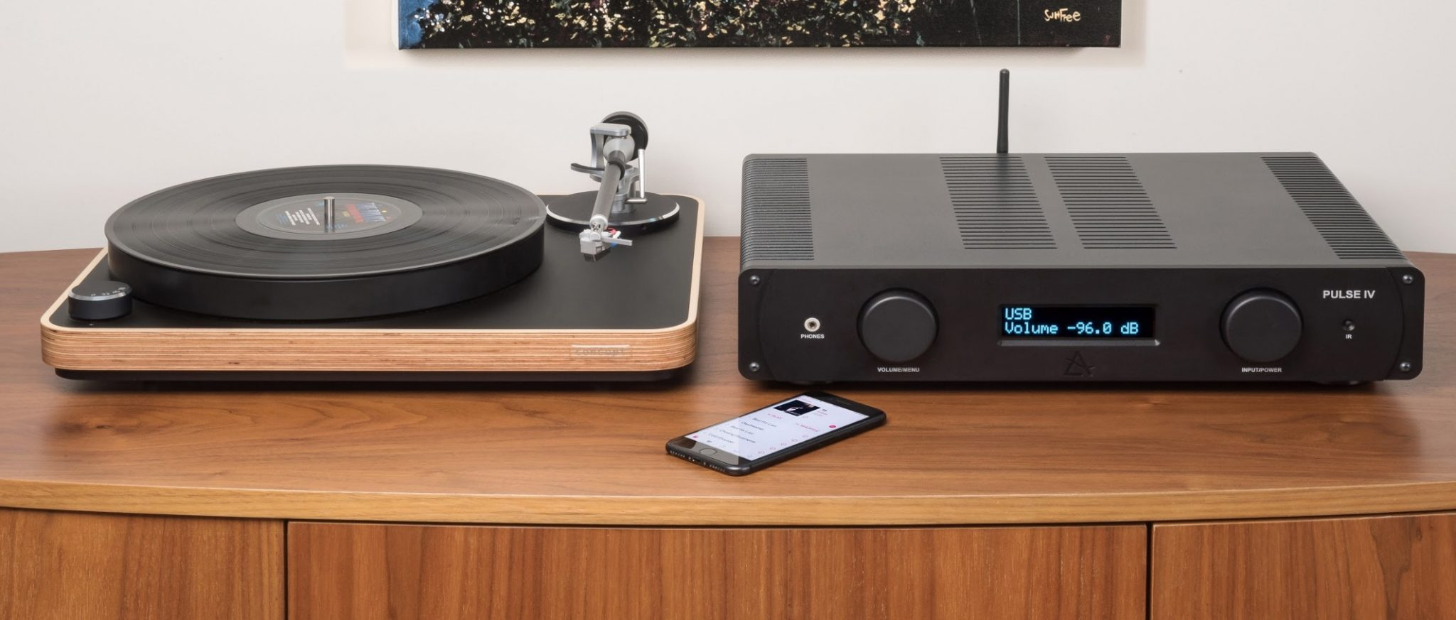 Leema Pulse IV: Feature-Packed Integrated Amplifier