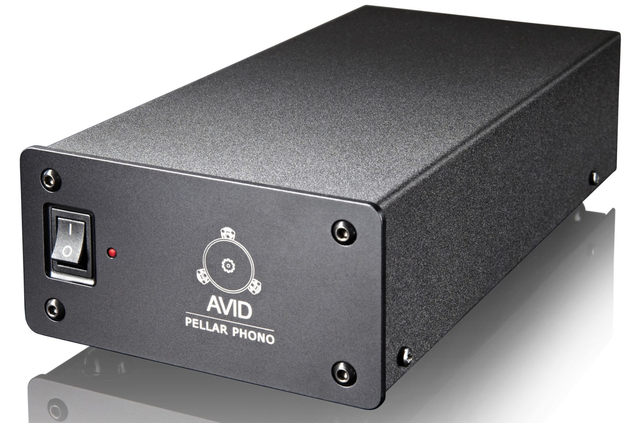 Pellar from AVID HiFi: A Low Cost Phono Amplifier