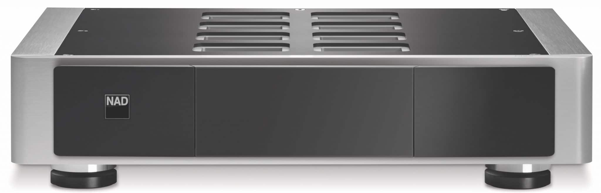 NAD Masters M22 V2: 20% Increase in Power Plus Bridging Mode
