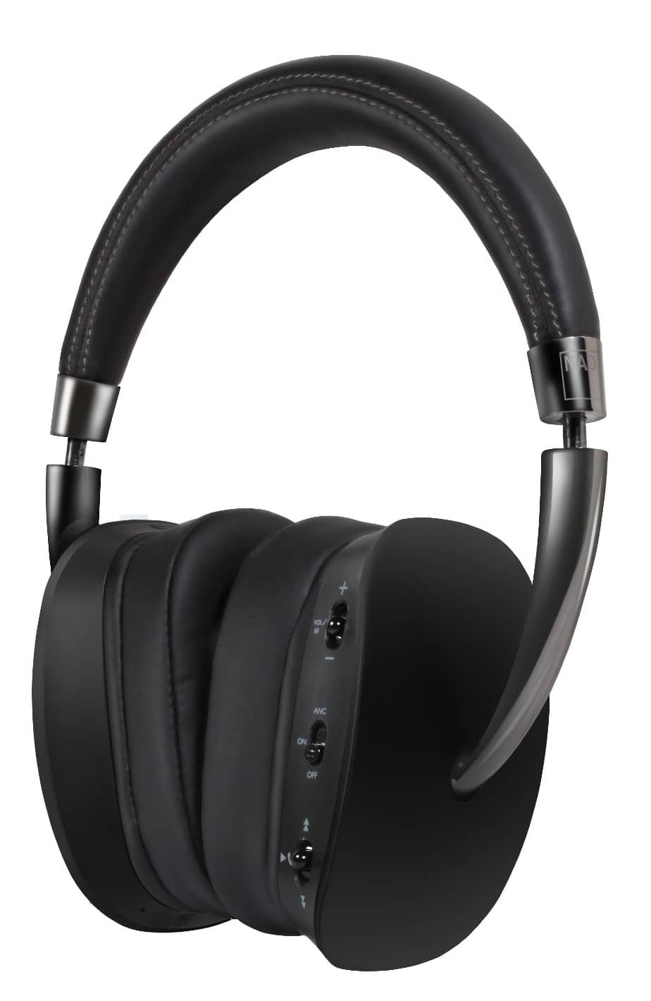 HP70 VISO Headphones From NAD: Wireless, Active Noise-Cancelling